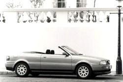 Audi Cabriolet Review
