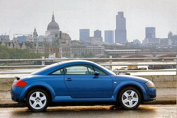 Audi TT review covering 1999 - 2006