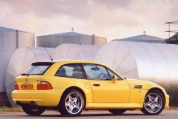 BMW M-Coupe review covering 1998 - 2003