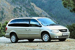 Chrysler Grand Voyager review covering 2001 To Date