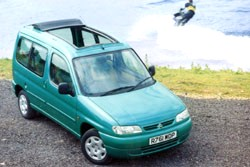Citroen Berlingo review covering 1998 - 2008