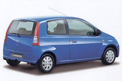 Daihatsu Charade Review