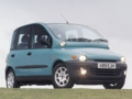 Fiat Multipla review covering 1999 - 2004