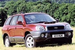 Hyundai Santa Fe review covering 2001 - 2006