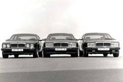 Jaguar XJ6 & XJ12 / Daimler review covering 1986 - 1997