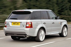 Land Rover Rover Sport review covering 2005 To Date