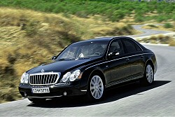 Maybach 57 & 62 review covering 2002 To Date