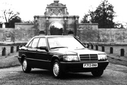 Mercedes 190 Review