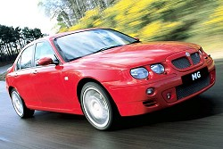 MG ZT Review