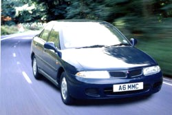 Mitsubishi Carisma review covering 1995 - 2005