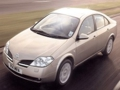 Nissan Primera review covering 2002 - 2007