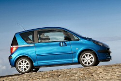 Peugeot 1007 review covering 2005 To Date