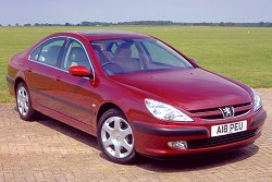 Peugeot 607 Review