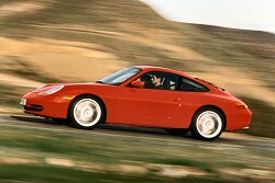Porsche 911 Carrera review covering 1997 - 2005
