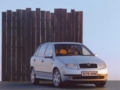 Skoda Fabia review covering 2000 - 2007