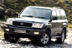 Toyota Land Cruiser review covering 1990 To Date