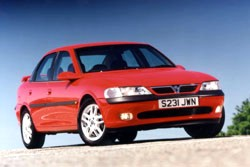 Vauxhall Vectra Review