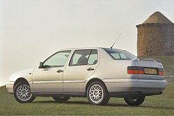 VW Vento review covering 1992 - 1998