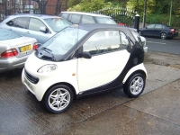 Smart Car city coupe