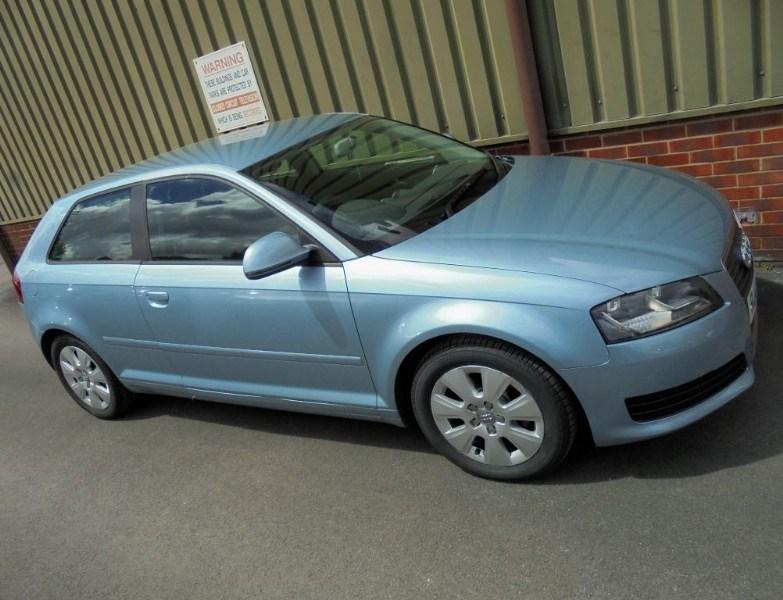 Audi Car Service Wokingham