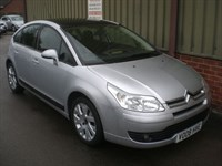 Used Citroen C4 CACHET HDI EGS Pano Roof