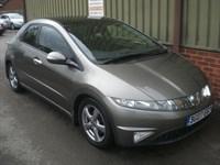 Used Honda Civic ES I-VTEC