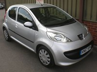 Used Peugeot 107 URBAN 2-TRONIC  A/C 5-Door