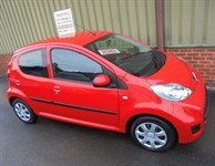Used Peugeot 107 URBAN Automatic 5 Door