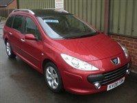 Used Peugeot 307 SW SE HDI 110 Pano Roof