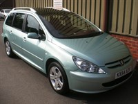 Used Peugeot 307 SW SE HDI Estate