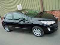 Used Peugeot 308 S VTi 120 SatNav & BlueTooth