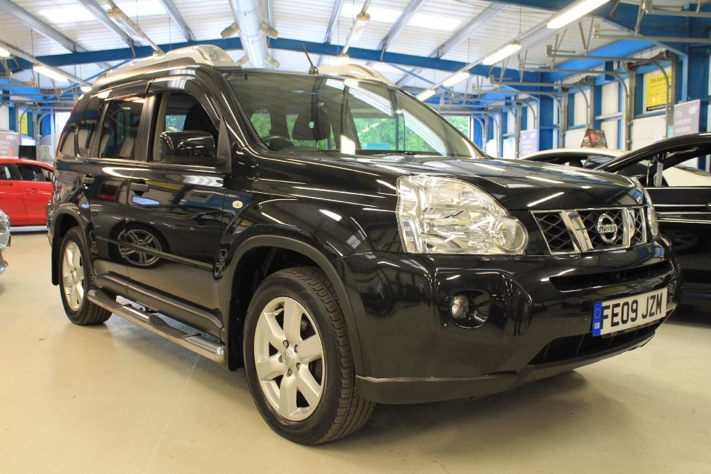 Photographs Nissan X-Trail dCi - sa3.1-themes