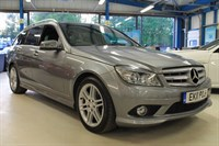 Used Mercedes C350 CDI BLUEEFFICIENCY SPORT [FULL LEATHER / SAT NAV]