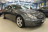 Used Mercedes CLS320 CDI CLS CLS320 CDI [SAT NAV / FULL LEATHER]