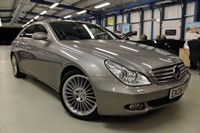 "Used Mercedes CLS320 CDI [SAT NAV / LEATHER / 18"" ALLOYS]"
