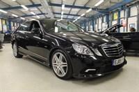 Used Mercedes E350 CGI BLUEEFFICIENCY SPORT [SAT NAV / XENONS / LEATHER]