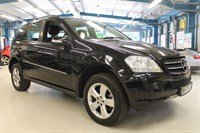 Used Mercedes ML320 CDI SE [SAT NAV / FULL LEATHER]