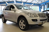 Used Mercedes ML320 CDI [SAT NAV / LEATHER]