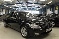 Used Mercedes S500 S Class S500 4dr Auto 5.5  (SAT NAV / LEATHER / SUNROOF)