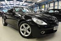 Used Mercedes SLK200 KOMPRESSOR **LOW RATE FINANCE**