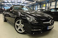 Used Mercedes SLK200 BLUEEFFICIENCY AMG SPORT [DAB RADIO / 18'' AMG ALLOYS]