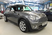 Used MINI Clubman COOPER D GRAPHITE [CHILLI PACK / HEATED SEATS]