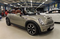 Used MINI Convertible COOPER S SIDEWALK [LOW RATE FINANCE AVAILABLE]