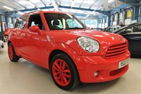 Used MINI Countryman COOPER D [SAT NAV / LOW MILEAGE]