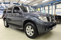 Used Nissan Pathfinder AVENTURA DCI [SAT NAV / SUNROOF / LEATHER]
