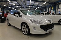 Used Peugeot 308 CC GT HDI [HEATED SEATS / AIR SCARF]
