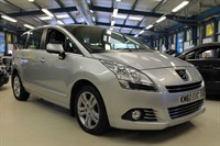 Used Peugeot 5008 HDI SPORT [LOW MILEAGE]