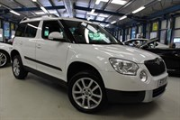 Used Skoda Yeti ELEGANCE TSI [FULL BLACK LEATHER]