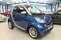 Used Smart Car Fortwo Cabrio PASSION [£30 RFL / LOW MILEAGE]