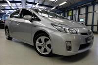 Used Toyota Prius T SPIRIT VVT-I [SAT NAV / PARKING SENSORS]